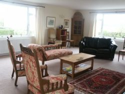 The Spacious Lounge at Linthorpe B & B South West Scotland
